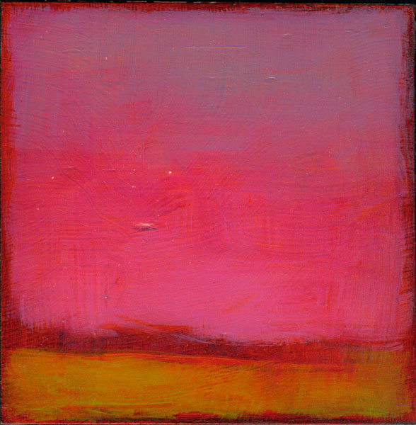 Tracey Hegelson - Horizon Lines (Eight)